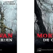 Laurent Rivière : Morvan de chien (Éd.de l'Escargot Savant, 2014) - Le blog de Claude LE NOCHER
