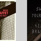 Kelly Braffet : Sauve-toi ! (Rouergue Noir, 2015) - Coup de cœur - - Le blog de Claude LE NOCHER