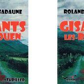 Roland Sadaune : Gisants-les-Rouen (Val d'Oise Éditions, 2015) - Le blog de Claude LE NOCHER