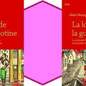 Alain Bouzy : La loi de la guillotine (Cherche Midi Éd., 2016) - Le blog de Claude LE NOCHER
