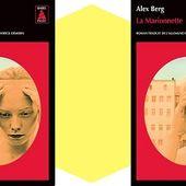 Alex Berg : La marionnette (Babel Noir, 2016) - Le blog de Claude LE NOCHER