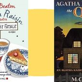M.C.Beaton : Agatha Raisin - La quiche fatale (Albin Michel, 2016) - Le blog de Claude LE NOCHER