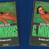 G.Morris : Arnaque-party (Fleuve Noir, 1982) - Le blog de Claude LE NOCHER