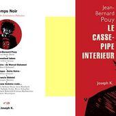 """Revue """"Temps Noir"""" n°19 - Jean-Bernard Pouy (Éd.Joseph K, 2016) - Le blog de Claude LE NOCHER"""