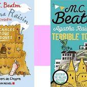 M.C.Beaton : Agatha Raisin - Vacances tous risques (Albin Michel 2017) - Le blog de Claude LE NOCHER