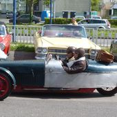 Gros plan: Morgan F4 Supersport de 1934