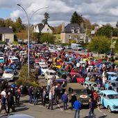 2è tour du Mené: reportage - Passion Autos Prestiges Anciennes