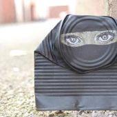 Special street-art in London