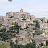 Villages perchés : Gordes