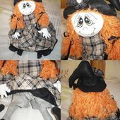 mes poupées sorcières d'Halloween