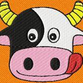 une vache - lagrangeauxloups