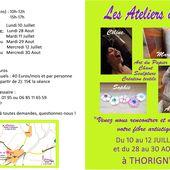 STAGE INITIATION MODELAGE - sculpteurs, sculptures,stages de sculpture, la Mandorle en Vendée , association d'artiste , exposition en milieu rural , prestation , démonstration , création et commande en oeuvres artistiques , partage de compétence