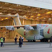 A400M : la supply chain n'a pas supporté la hausse des cadences