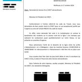 CHSCT extraordinaire - Incidents répétés sur la ligne 1 - L'équipe UNSA Soléa