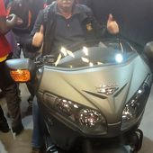 Goldwing - le salon de la moto 2015 à Paris - Le blog de UNSER'S BANDE DE BIKERS du 67