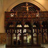 Le Jubé de la chapelle saint Fiacre - Le Faouët - 1 - Littorine - Marie France