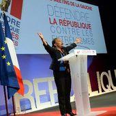 Accueil triomphal pour Christiane Taubira à la Mutualité