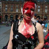 Zombie Walk Strasbourg 2014 - Site sur la Science-fiction et le Fantastique