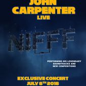 John Carpenter en live NIFFF 2016 - Site sur la Science-fiction et le Fantastique