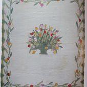 Panier de tulipes - l cocotte de kiev
