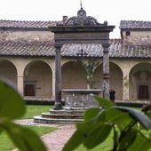 L'abbaye de Pontignano - Mare Nostrum