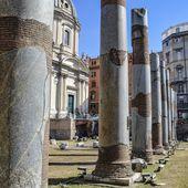 Les Forums de César et de Trajan - Mare Nostrum
