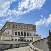 Le Palais Farnese à Caprarola - Mare Nostrum