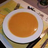 Soupe à la betternut - Le blog de nicolepinpin