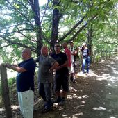 Vagues...Les Randonneurs de Skikda : Prospection dans le massif de Collo (91) - srigina