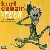 Kurt Cobain : Montage of Heck, The home recording (2015) CD - Seattle Sound