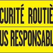 RISQUES ROUTIERS...