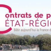 Contrat de plan Etat/Région 2015-2020 - LA VOIX DE NOSTERPACA