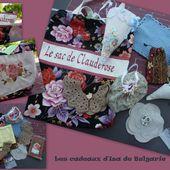 Un sac à cadeaux venu de Bulgarie - Zab Créative