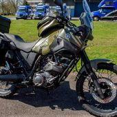 L'armée de Terre a reçu 150 motos Yamaha XTZ 660 Ténéré - ILERI-Défense