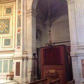 L'Orgue de la Chapelle de la Vierge