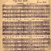 Ego sum Panis vivus - Ensemble Vocal de Saint François Xavier