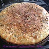 Khobz eddar (pain maison) - Les saveurs culinaires de Rosa