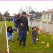 Nous avons couru pour le Téléthon ! ( maternelles) - Ecole Saint-Pierre Casseneuil