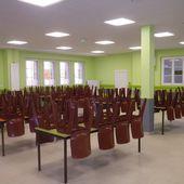 Nouvelle cantine, nouvelle garderie (suite) - Ecole Saint-Pierre Casseneuil