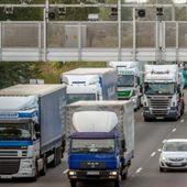 Les chauffeurs routiers entament une grève reconductible pour des augmentations de salaire