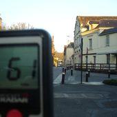 Vendôme: aucun automobiliste ne respecte la limitation de vitesse ! - Violence Routière 41 - Bougez autrement à Blois - Bougez autrement dans le val de Loire -