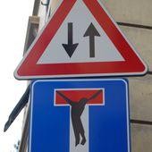 impasse fermée - Bougez autrement à Blois - Bougez autrement dans le val de Loire