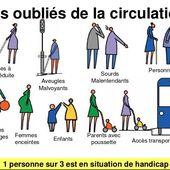 L'accessibilité des voiries de la ville passée au crible - Violence Routière 41 - Bougez autrement à Blois - Bougez autrement dans le val de Loire -