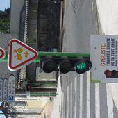 Le club des villes cyclables et le CEREMA communiquent sur le TAD - Violence Routière 41 - Bougez autrement à Blois - Bougez autrement dans le val de Loire -