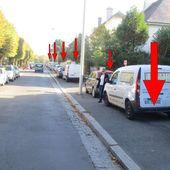135 - Violence Routière 41 - Bougez autrement à Blois - Bougez autrement dans le val de Loire -