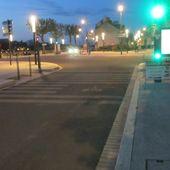 Un sas à vélo, sans bande cyclable pour y accéder, fragilise les cyclistes. - Violence Routière 41 - Bougez autrement à Blois - Bougez autrement dans le val de Loire -