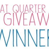 giveaway - Quilting, Patchwork & Appliqué