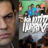 Grèce : Le procès des membres du squat solidaire Hurriya vient de commencer à Thessalonique - coco Magnanville