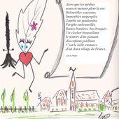 Vivre... Le Village - Lily la Plume
