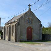 L'ancien temple protestant d'Illy (Ardennes) - Le blog de François MUNIER